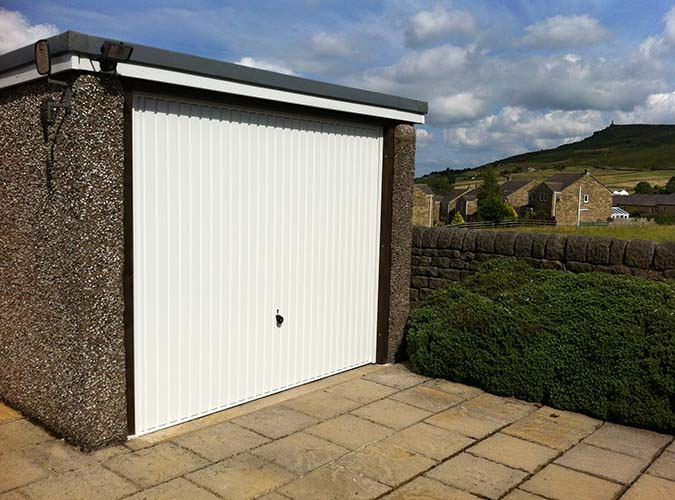 New Garage Doors Wakefield